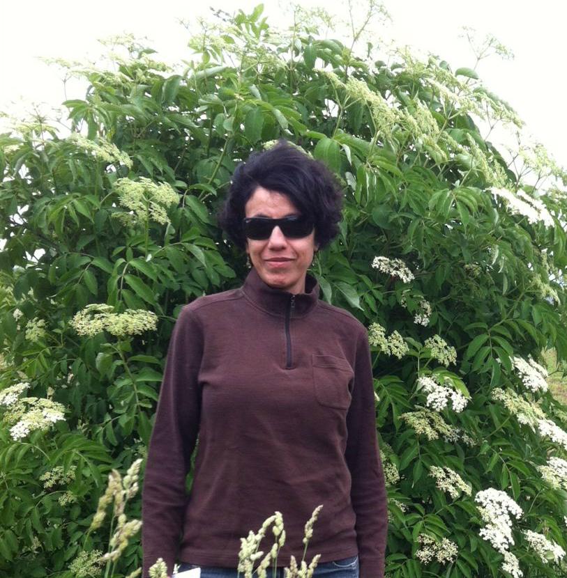 Yasmina Larbi-Youcef, agronome., M. Env.
