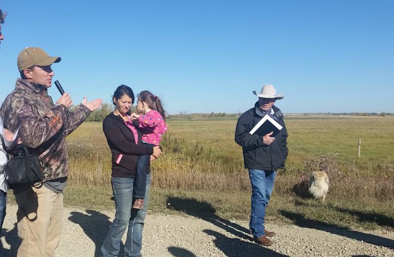 Une visite au ranch Iron Kreek