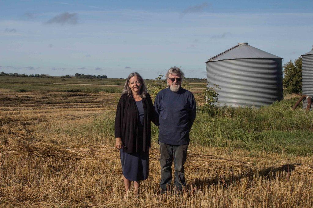 Denise et Dennis Norosky