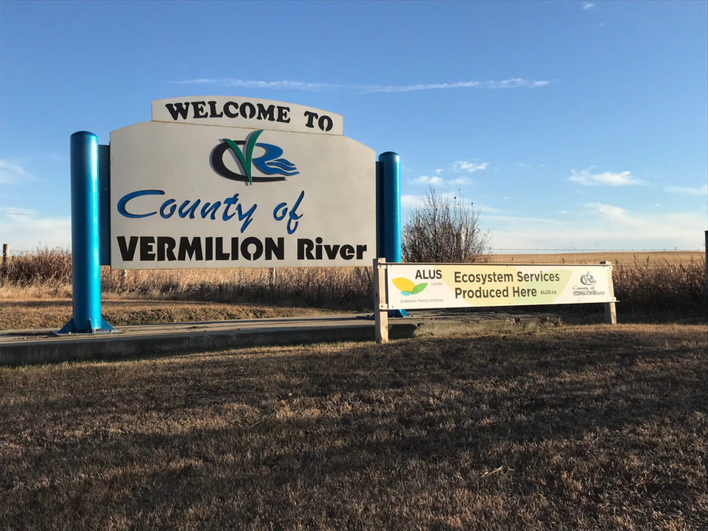 Celebrating Ten Years of ALUS Vermilion River